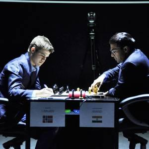 Game 1 Carlsen-Anand World Championship: Draw