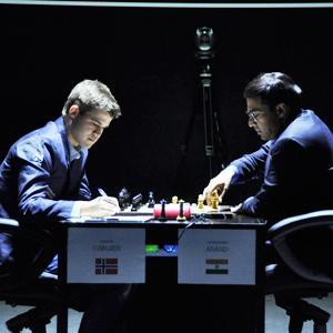 Game 1 Carlsen-Anand World Championship: Draw