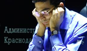 Vishy Anand Wins Game 3, Levels Score In Sochi World Championship's Thumbnail