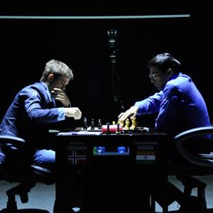 Carlsen-Anand World Championship Game 5: Another Draw
