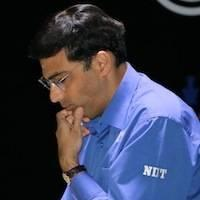 Anand Gets Nothing From Opening, Short Draw In Game 8