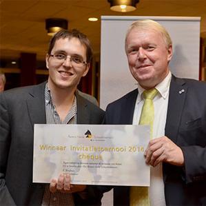 Sipke Ernst Wins A Horse (Sort Of)