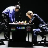 Lifeless Draw in Game 9 Of Carlsen-Anand