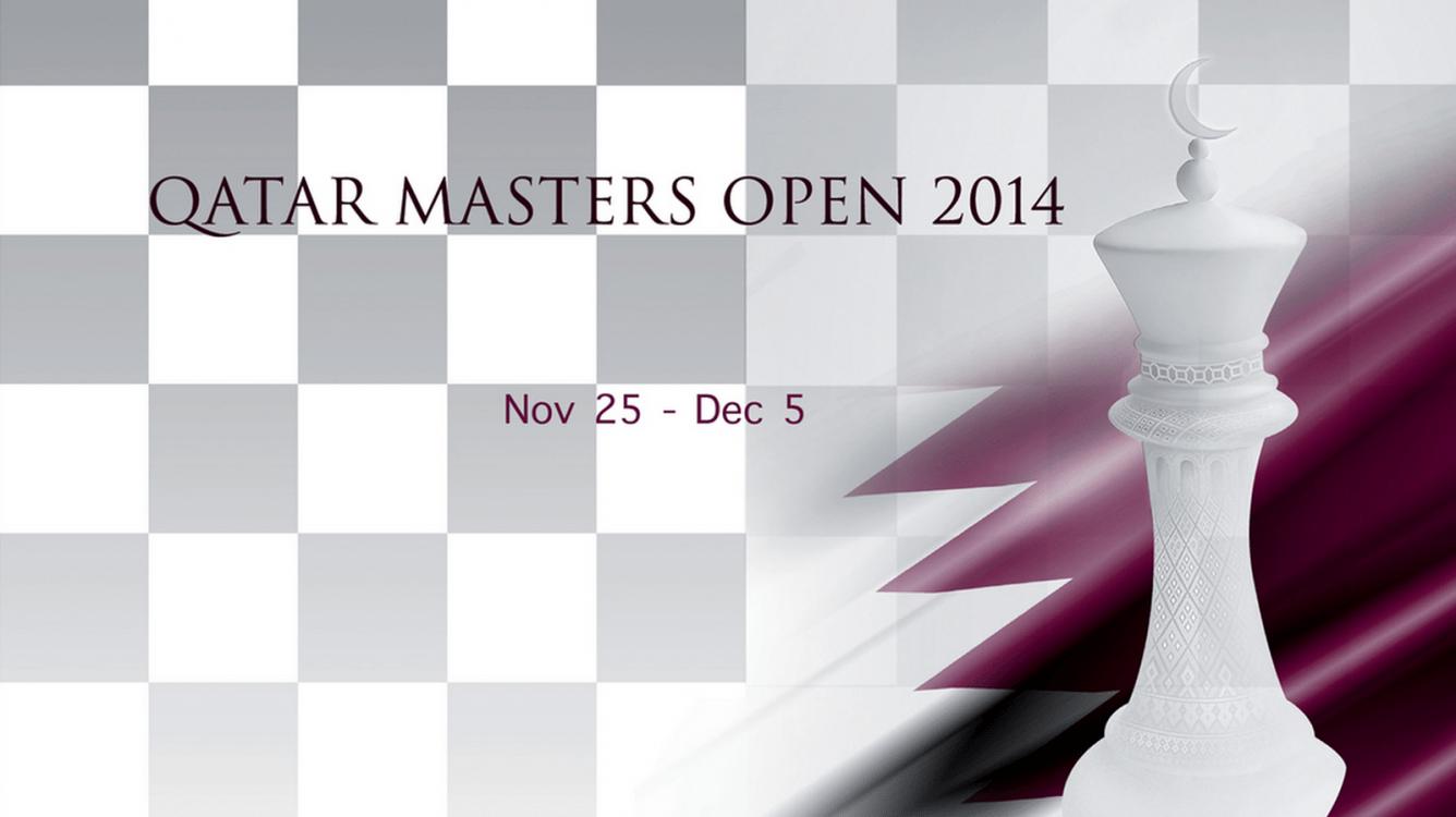 Qatar Masters: Giri, Kramnik, Mamedyarov Top Seeds