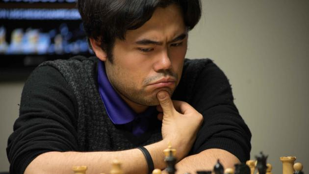 Nakamura Dazzles in Blitz Section, Wins Showdown in Saint Louis