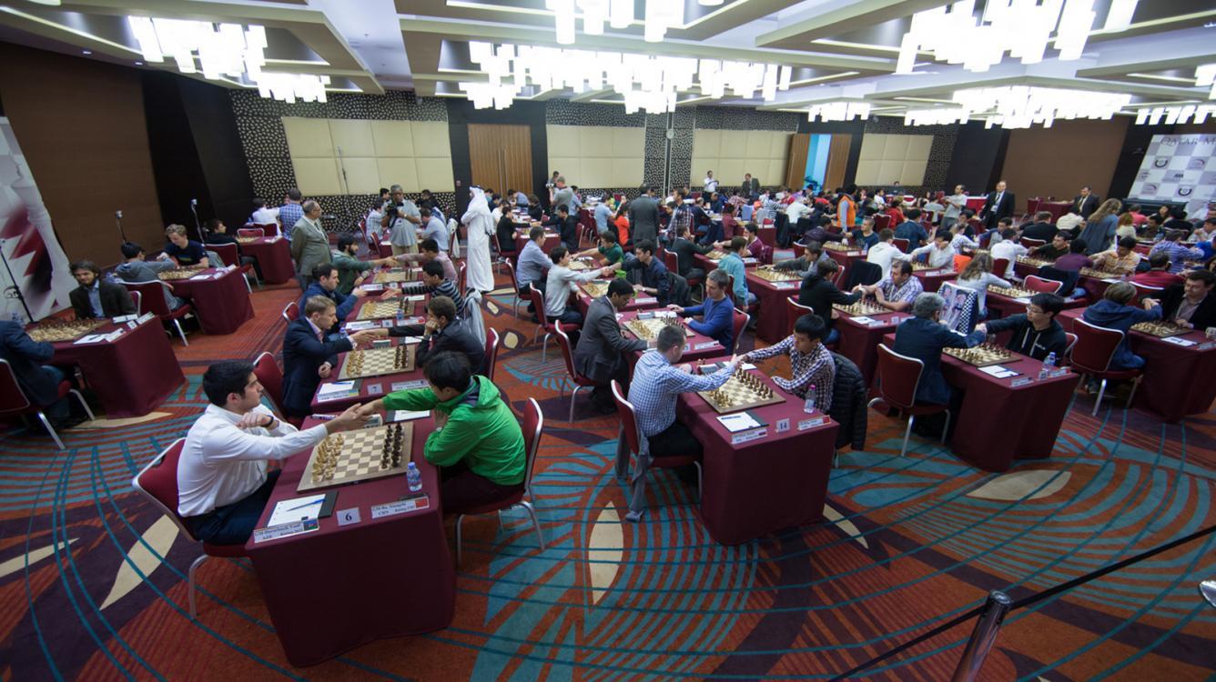 Qatar Masters: Giri on 4.0/4, Kramnik Back in Business