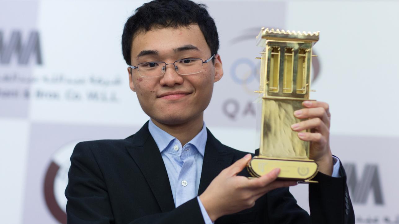 Not Giri, Not Kramnik, But Yu Yangyi Wins First Qatar Masters Open