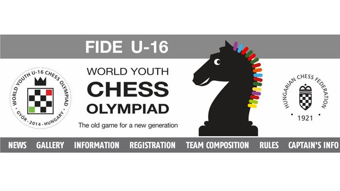 World Youth U16 Starts Tomorrow