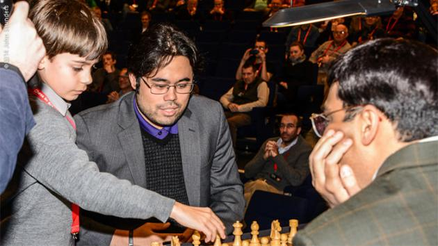3 Draws In 3rd Round London Chess Classic