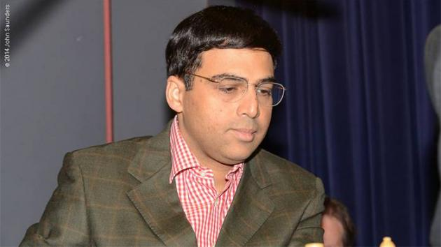 Anand Beats Adams, Wins London Chess Classic On Tiebreak
