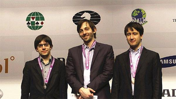 Grischuk Also Wins Blitz At World Mind Games