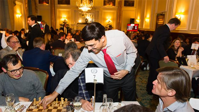 One More Return To The London Chess Classic