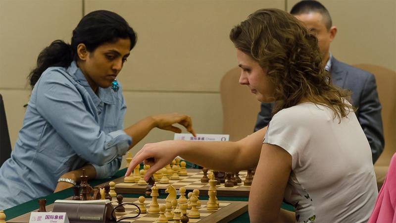 World Mind Games: Nepomniachtchi, Hou Yifan Win Basque