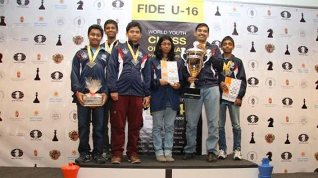 India Clinches Gold At World Youth U16