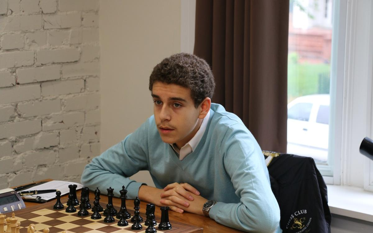 Naroditsky Clear Of Field In 3rd Titled Player Tuesday