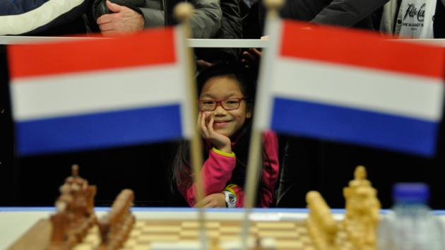 Caruana Wins Again, Leads In Wijk aan Zee