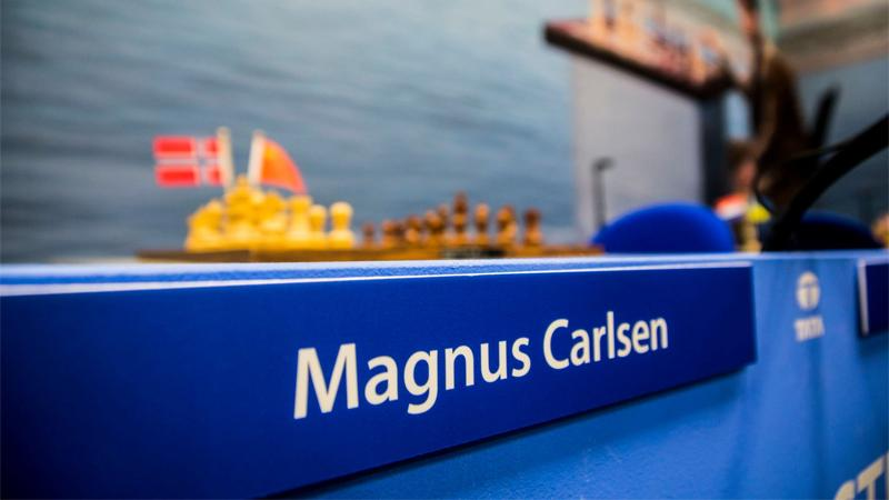And...Carlsen Wins 4th Straight, Catches Ivanchuk