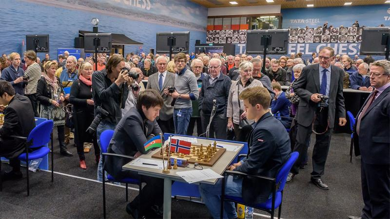 Carlsen Wins Yet Again, Point Clear Of So and MVL