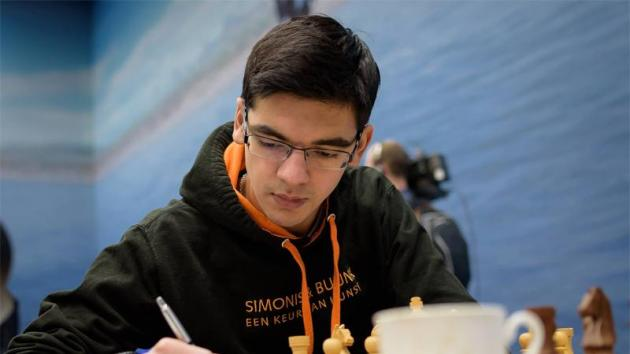 Tata Steel R12: Giri Beats So, Now Second Behind Carlsen