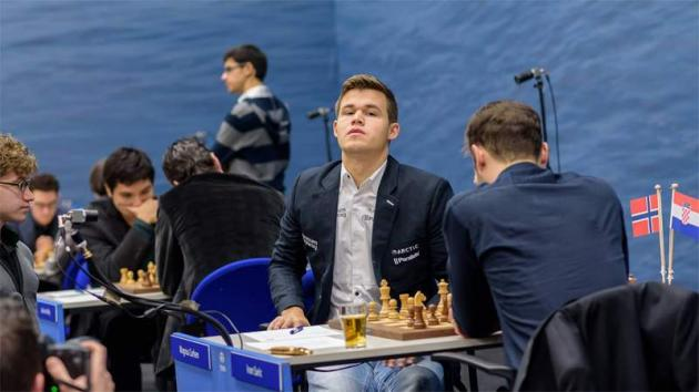 Carlsen Wins 2015 Tata Steel, Wei Yi Promotes From Challengers