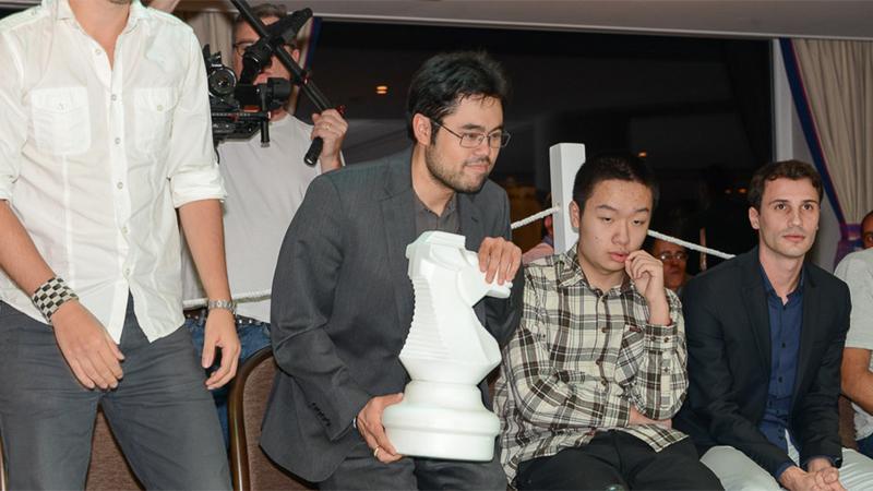Nakamura On 5.0/5 At Gibraltar Masters