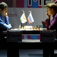 FIDE World Championship, Round 11