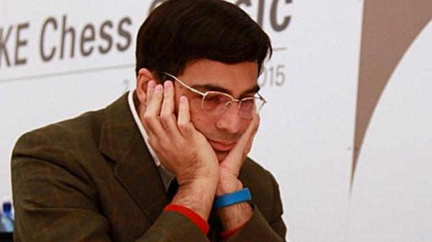 Anand Recovers, Beats Baramidze In 6th Round Grenke Classic