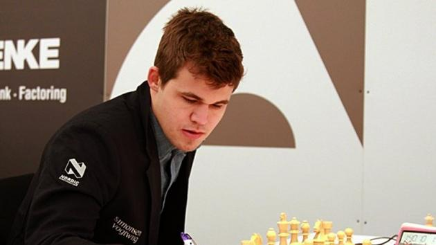 Carlsen Wins Grenke Classic, Beating Naiditsch In Playoff
