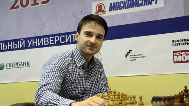Inarkiev Reigns Supreme At Moscow Open