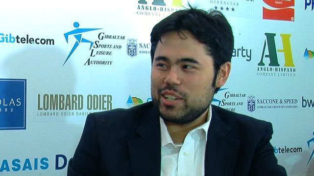 "Hikaru Nakamura: ""These days I've been much happier"""