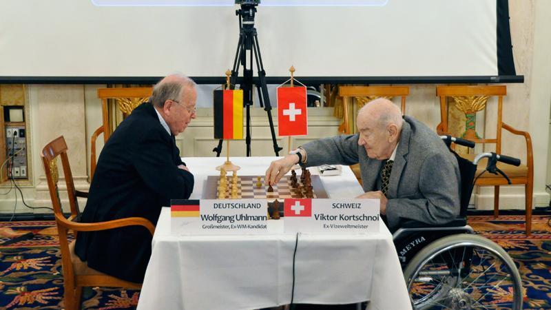 Zurich: Anand Joins Nakamura; Kortchnoi-Uhlmann 1-1