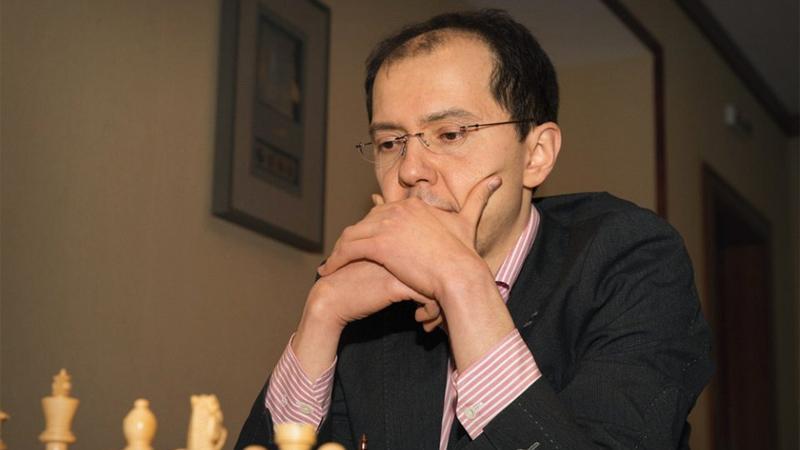 Kasimdzhanov Only Winner In Tbilisi GP Round 2