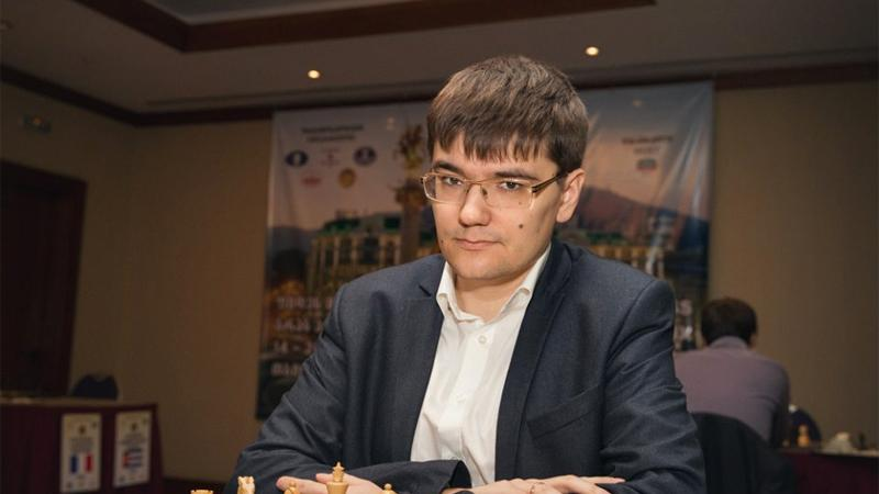 Tomashevsky Beats Grischuk, Leads Alone In Tbilisi
