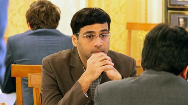 Anand Beats Nakamura, Regains Lead In Zurich