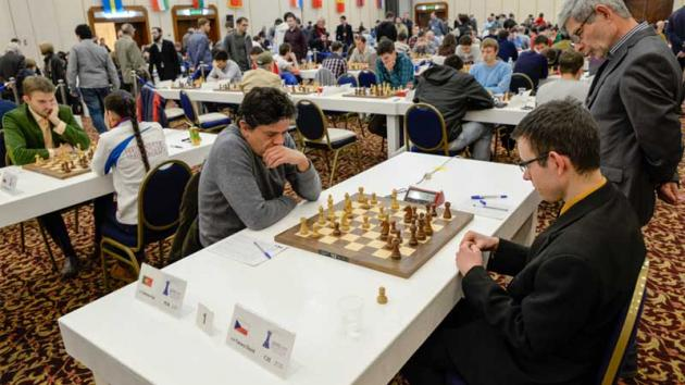 Several Upsets As European Championship Takes Off In Jerusalem