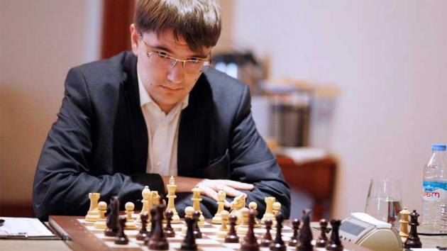 Tomashevsky On The Brink Of Winning Tbilisi Grand Prix