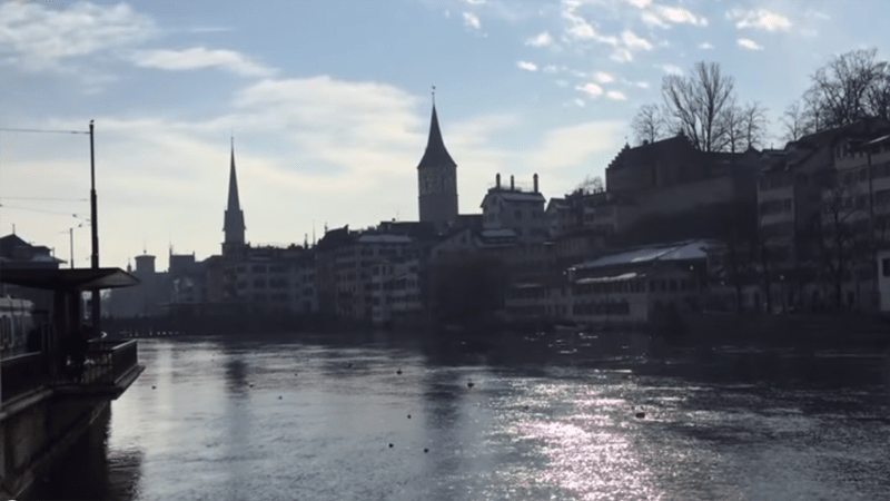 Looking Back At The Zurich Chess Challenge (VIDEO)