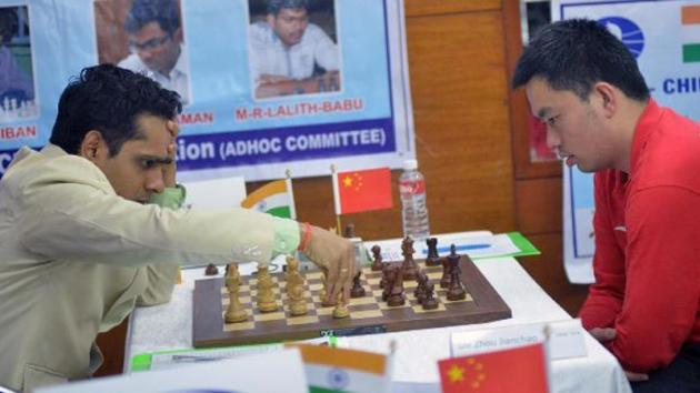 Narrow Lead For China In Friendly Match Against India