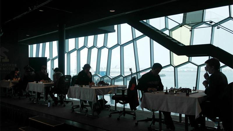Reykjavik Open Under Way, Six Lead After Round 4