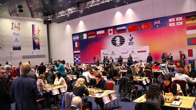 Danielian, Hoang, Paehtz, Zhukova Eliminated In Women's World Championship Round 1