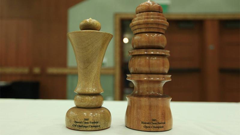 Hawaii Chess Festival: Hou Yifan Dominates Sunday, Wins GM Challenge
