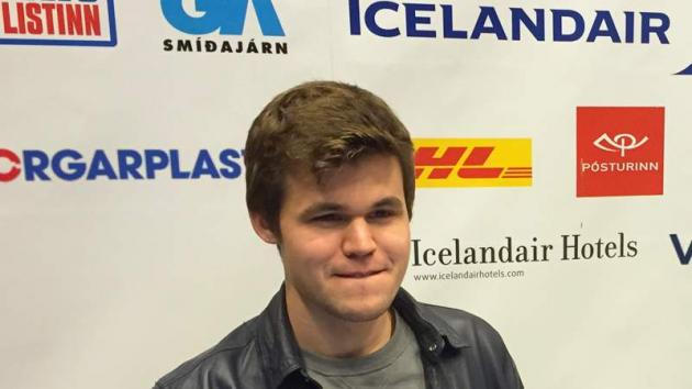 Magnus Carlsen To Play For Iceland