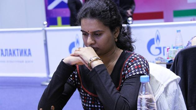 Humpy Blunders, Loses 1st In Sochi; Zhao Beats Pogonina
