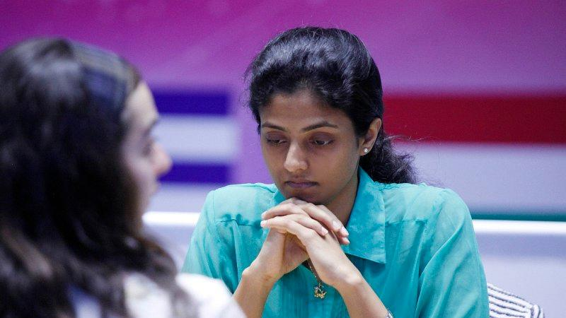 Women's World Championship: Harika Qualifies, 3 Playoff Matches Tomorrow
