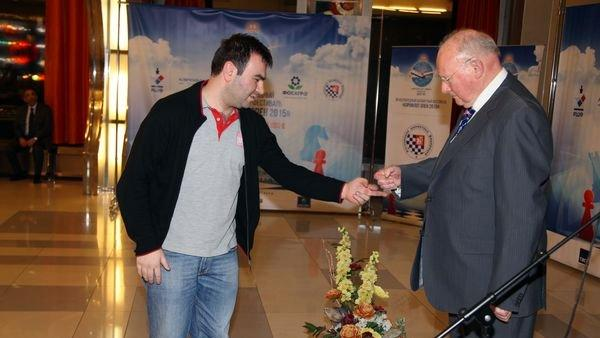 Mamedyarov Starts With Swinging Attack As Aeroflot Open Takes Off