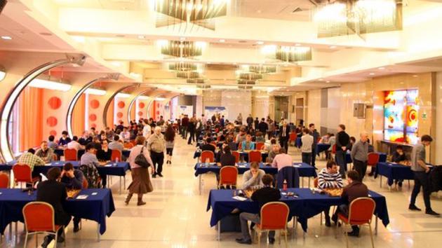 More Attacking Chess At Aeroflot, Sasikiran Still Perfect