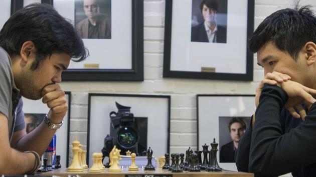 U.S. Champs Round 4: Nakamura Holds Off So, Nemcova Takes Clear Lead