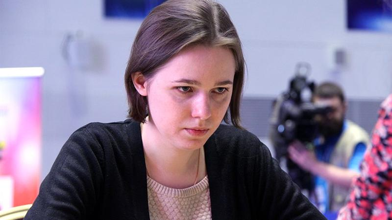 Mariya Muzychuk Wins Women's World Championship