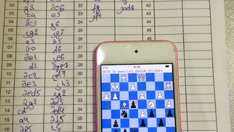 Grandmaster Caught Cheating, Banned From Dubai Open