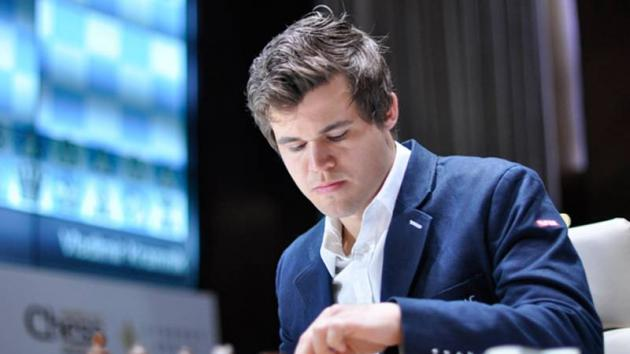 Carlsen Beats Mamedyarov Quickly In Shamkir